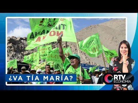 ¿Estás de acuerdo con el proyecto Tía María? -  RTV ECONOMÍA