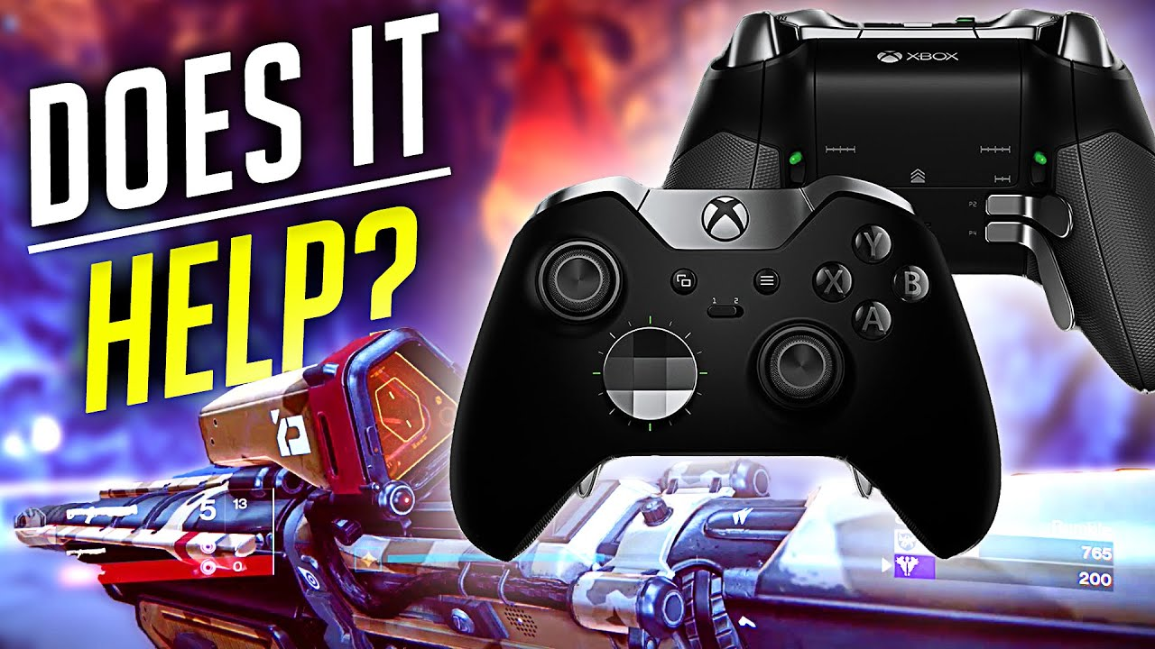 Xbox One Elite Controller Review For Destiny | Can It Help?