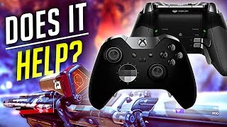 Xbox One Elite Controller Review For Destiny   Can It Help?