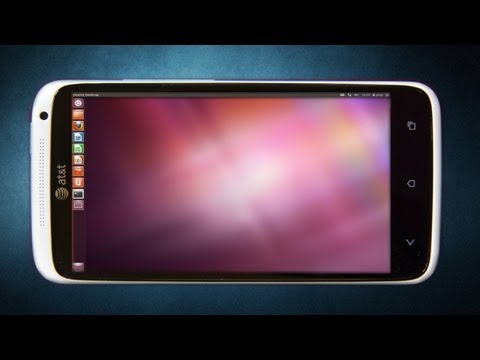 How to Run Ubuntu 12.04 on Android