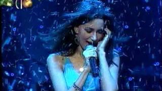 Зара - Вьюга / Zara - Vuga(Певица Зара, Сольный концерт в БКЗ