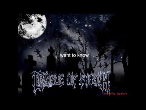 Cradle Of Filth Mr  Crowley   Lyrics