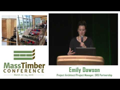 Prefabrication and the Sustainability of Precision — Emily Dawson, SRG Partnership