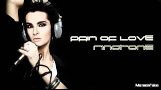 Tokio Hotel - PAIN OF LOVE - Ringtone MIX