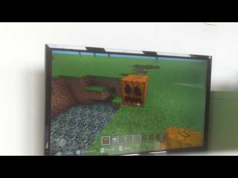 Minecraft WII U KZ