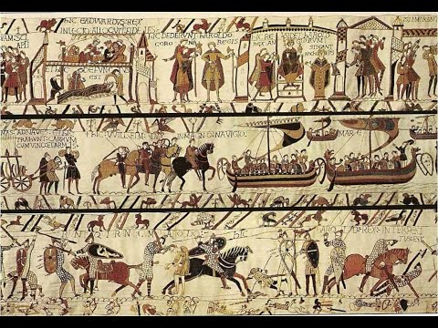 Berwick Coates - 1066 - The Battle Of Hastings - The Bayeux Tapestry