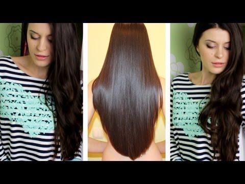 Как БЫСТРО отрастить ВОЛОСЫ! Маска для улучшения роста волос
