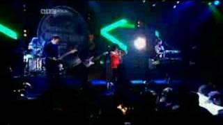 New Young Pony Club - The Bomb (Live at Mercury Music Prize 2007)