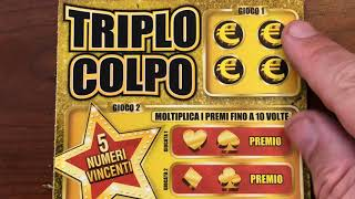 Gratta e vinci:Triplo colpo video 3