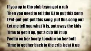 Trey songz Panty droppa Lyrics
