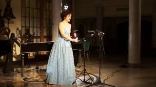 Irina Bozhenko / Ирина Боженко - Chiudi, chiudi (Ария Наслаждения)