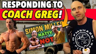 Responding To Greg Doucette! AM I NATTY OR NOT?!