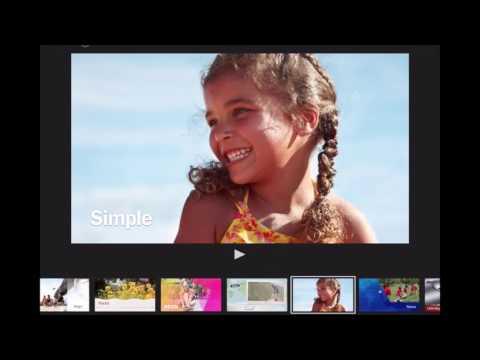 iMovie on iPad 2017 Tutorial