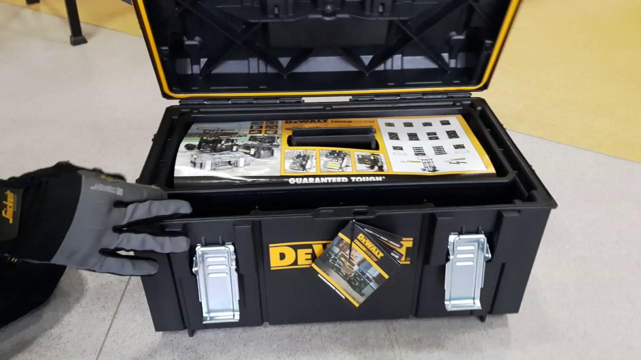 Dewalt Tough System Ds300 1 70 322 Skrzynia Narzędziowa