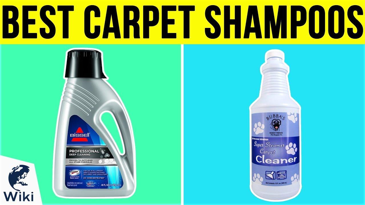 Top 10 Carpet Shampoos of 2019 | Video