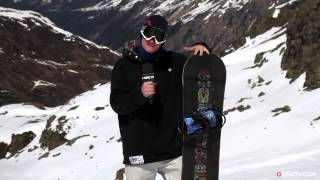 Rome Gang Plank Snowboard On Snow Review 2015/2016 | EpicTV Gear Geek