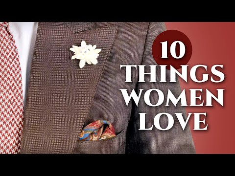 10 Things Men Wear Women Love  - Gentleman's Gazette