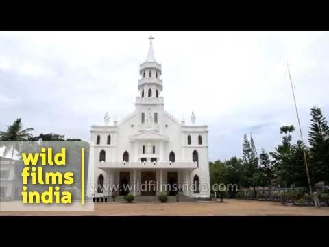 Mount Carmel Cathedral, Alappuzha, Kerala