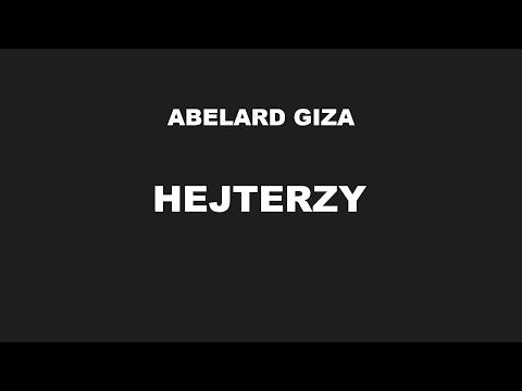 HEJTERZY - Abelard Giza