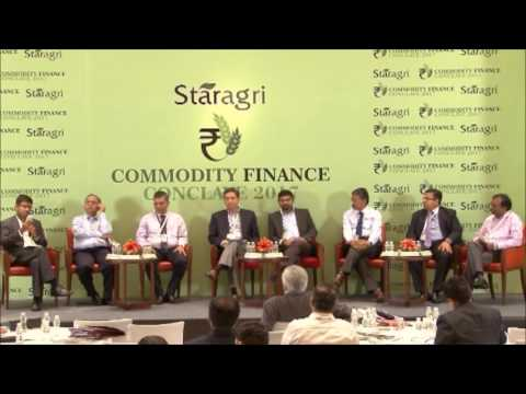 Commodity Finance Conclave 2017: Panel Discussion on Innovations in Farmer Financing