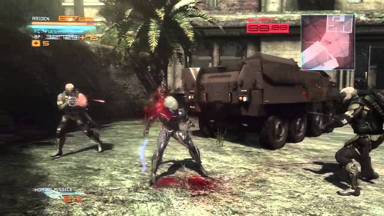 Metal Gear Rising Revengeance Walkthrough - Metal gear rising revengeance walkthrough hard mode chapter 01 part 3 hammerhead boss
