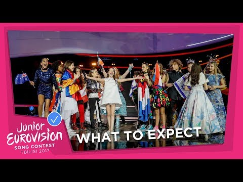 WHAT CAN YOU EXPECT FROM JUNIOR EUROVISION 2017? 🎉 🎁