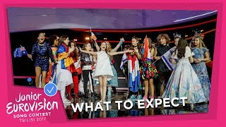 Video WHAT CAN YOU EXPECT FROM JUNIOR EUROVISION 2017? 🎉 🎁 download MP3, 3GP, MP4, WEBM, AVI, FLV November 2017
