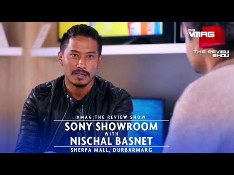 New Sony Showroom with Nischal Basnet| Headphone Giveaways