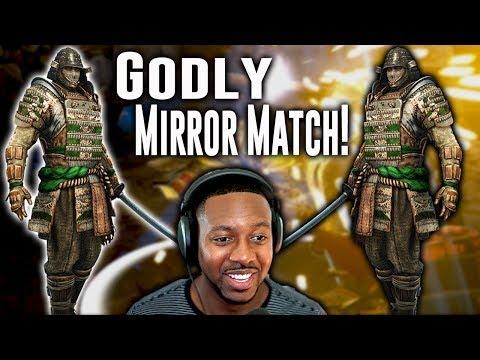 For Honor ∙ Legendary Orochi Mirror Match [No Light Spam = Git Gud]