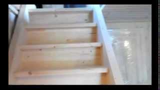 лестница для Димки