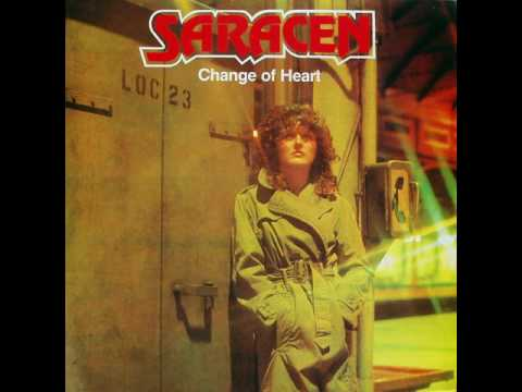 Saracen - Change Of Heart (Full Album) 1984