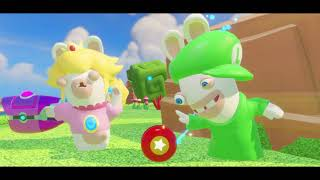 PUES ES DIVERTIDO - MARIO & RABBIDS KINGDOM BATTLE - EP 1