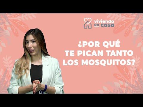 ¿Por qué los mosquitos pican más a algunas personas que a otras?