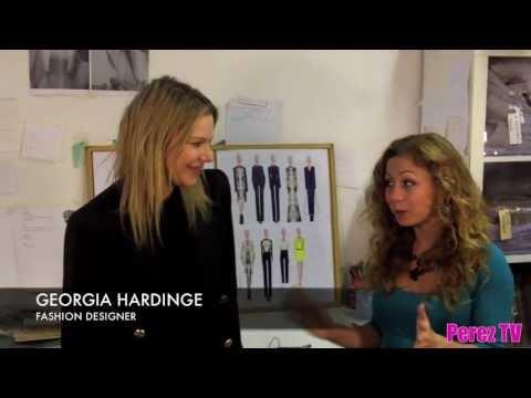 Meet British Designer Georgia Hardinge! | Perez Hilton