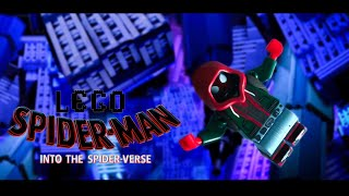 Spider-Man: Into The Spider-Verse: What's Up Danger in LEGO