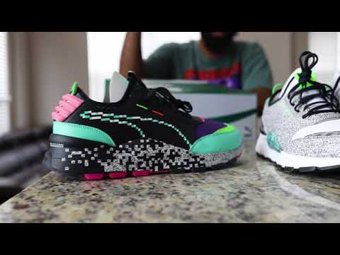 Puma RS-0 'Game Restart' and 'Game