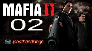 Mafia 2 Walkthrough Part 2 Gameplay Review Let's Play  (Xbox360/PS3/PC)