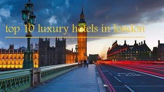london luxury hotels