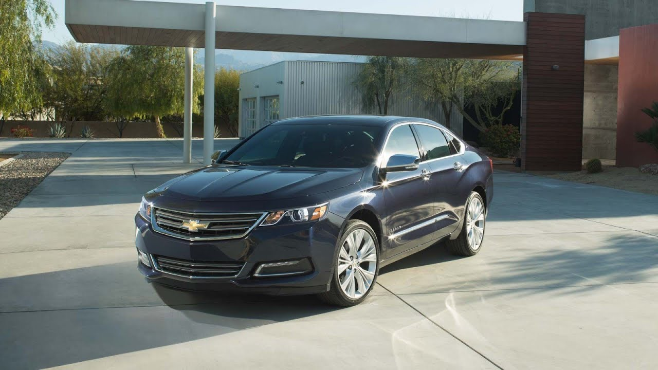 2015 chevrolet impala - youtube