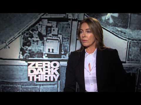 Kathryn Bigelow Talks About Zero Dark Thirty