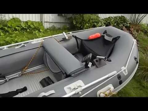 лодки гладиатор ютуб