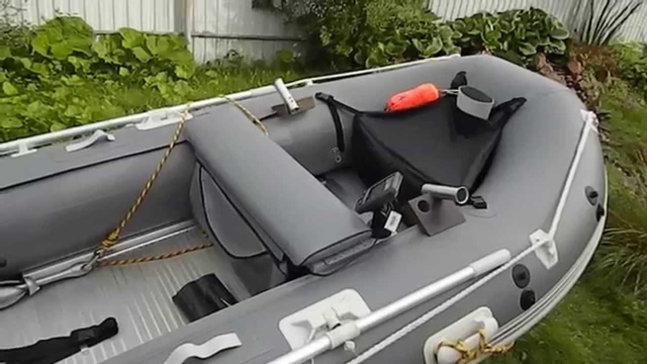 лодка гладиатор 320 с нднд