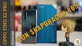 Recensione OPPO FIND X2 Pro con SNAPDRAGON 865