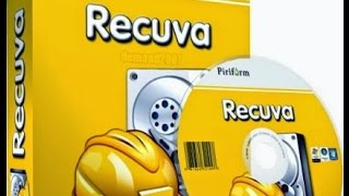 Recuva! The best recovery software for all files