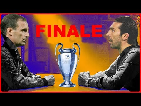 ALLEGRI feat. BUFFON -  FINALE
