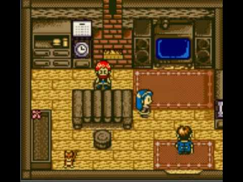 Harvest Moon 1 (GB) - Maria Stays Over - YouTube