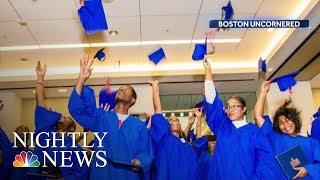 Unique Boston Program Pays Gang Members To Go To School   NBC Nightly News