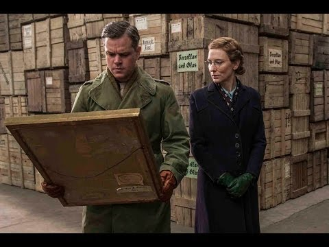 The Monuments Men - Culture as Collateral