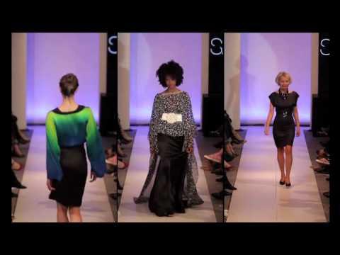 SARIDJAN COUTURE/ HAMBURG FASHION SHOWS 2011 in der ETAGE EINS