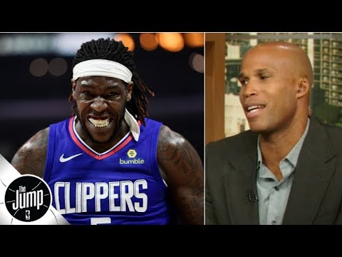 Richard Jefferson calls it 'the dumbest lie' that ninja-style headbands might get pulled | The Jump